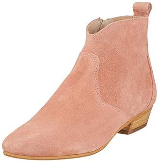 Marc O'Polo Women's Flat Heel Bootie 80114076001300 Slouch Boots
