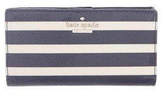 Kate Spade Kate Spade New York Cedar Street Stripe Stacy Wallet