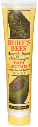 Burt's Bees Avocado Butter Pre-Shampoo Hair Treatment, 4.34-oz.