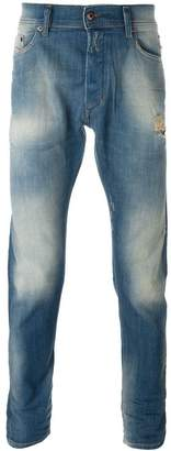 Diesel 'Teppahar 0854V' carrot-fit jeans