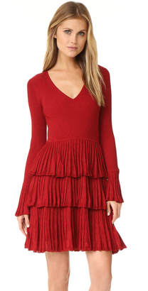 Diane von Furstenberg Sharlynn Dress $498 thestylecure.com