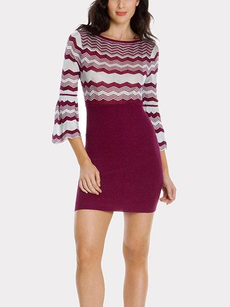 Tessa Boatneck Dress