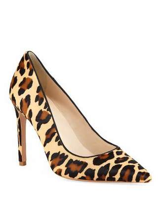 Sophia Webster Rio Leopard Animal-Print High-Heel Pumps