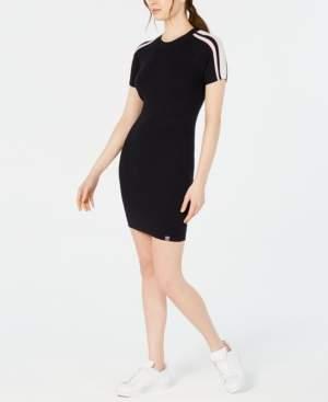Superdry Sydney Ribbed Bodycon Dress