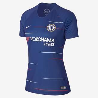 Nike 2018/19 Chelsea FC Stadium Home Women's Soccer Jersey