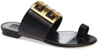 Givenchy 4G Toe Ring Sandal