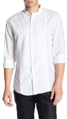 John Varvatos Collection Double Collar Slim Fit Shirt