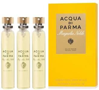 Acqua di Parma Magnolia Nobile Travel Spray Refills 20Ml X 3