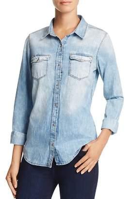 Mavi Jeans Isabel Chambray Shirt