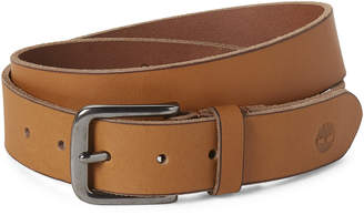 Timberland Wheat Leather Belt