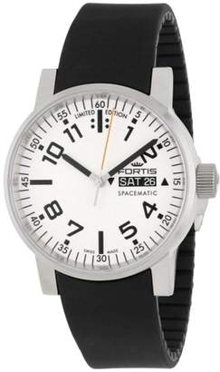 Fortis Spacematic 623.10.42 SI.01 Stainless Steel Automatic 40mm Mens Watch