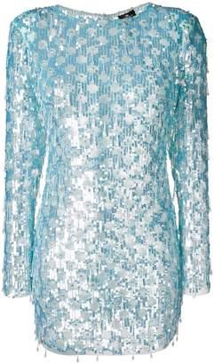 Elisabetta Franchi embellished dress