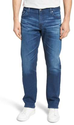 AG Jeans Graduate Slim Straight Fit Jeans