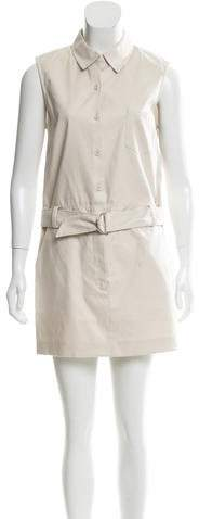 3.1 Phillip Lim 3.1 Phillip Lim Sleeveless Shirt Dress