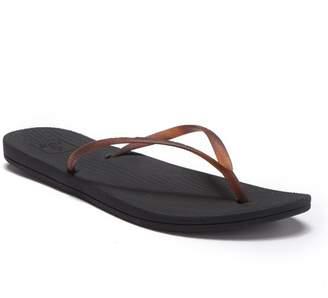 42454798a26d8 Reef Toe Thong Women s Sandals - ShopStyle