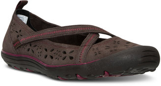 Skechers Women's Relaxed Fit: Sustainability Casual Flats from Finish Line $69.99 thestylecure.com