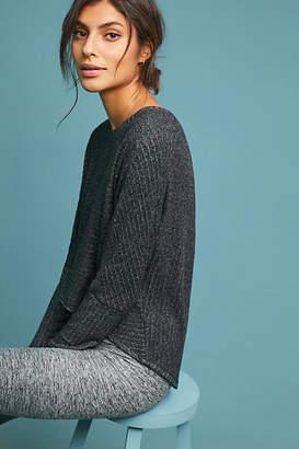 Splendid Open-Back Pullover