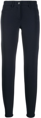 Cambio high-waist cropped trousers