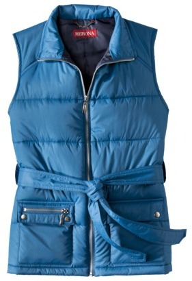 Merona Belted Vest - Assorted Colors