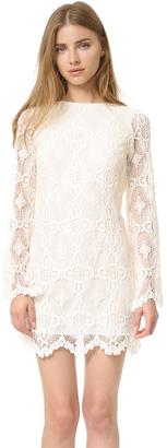 Stone Cold Fox Alice B Toklas Dress $385 thestylecure.com