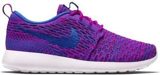 Nike Roshe Run Flyknit Fuschia (GS)