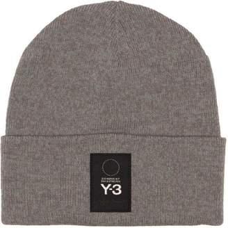 Y-3 Y 3 Logo Beanie