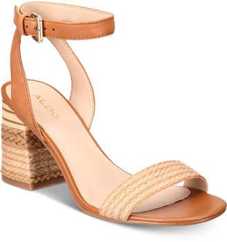 Aldo Gweilian Dress Sandals Women Shoes