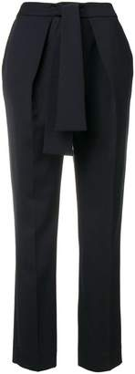 Victoria Beckham Victoria bow tie trousers