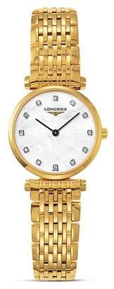 Longines La Grande Classique Watch, 24mm