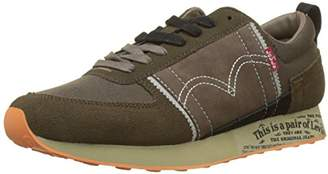Levi's Men's Gilmore Trainers, (Brown 28)