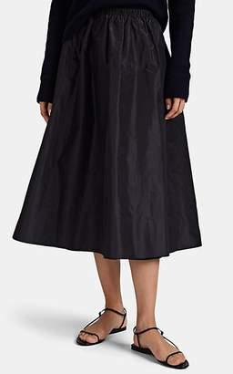 2fce2e00db The Row Women's Tilia Silk Taffeta Full Skirt - Black
