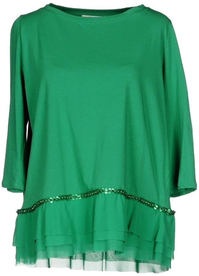Kangra Cashmere T-shirts - Item 12097204