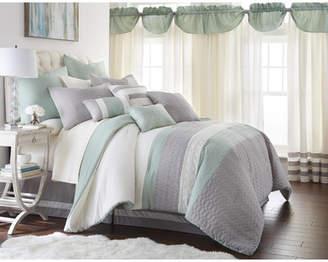 Andover Mills Skelley 24 Piece Comforter Set