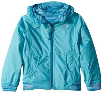 The North Face Kids Reversible Breezeway Wind Jacket Girl's Coat