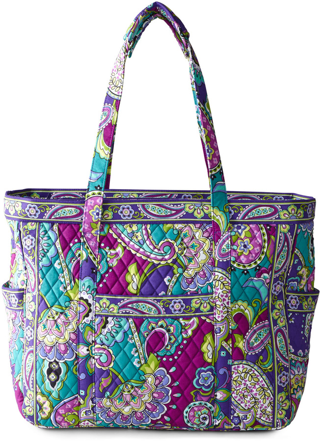 Vera Bradley Heather Travel Bags