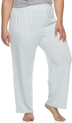 Sonoma Goods For Life Plus Size SONOMA Goods for Life Essential Pajama Pants