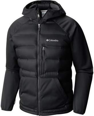 Columbia Ramble Down Hybrid Hooded Jacket - Men's