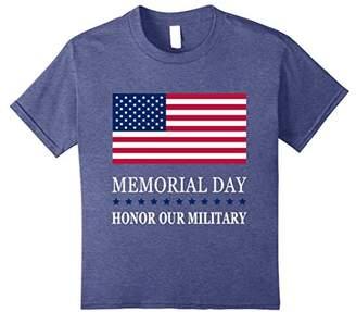 DAY Birger et Mikkelsen Honor Our Military - Memorial T-Shirt