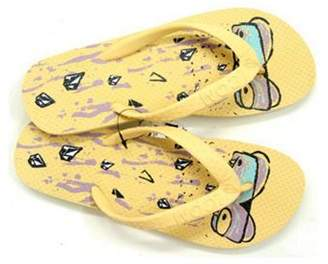 Volcom Mr Monster Girls Creedler Sandals Adult 04 1/2