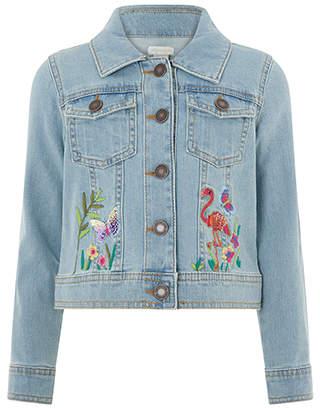 Monsoon Leila Denim Jacket