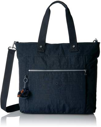 Kipling Lizzie Solid Travel Laptop Tote Shoulder Bag