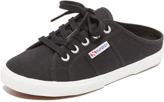 Superga 2288 Mule Sneakers $65 thestylecure.com