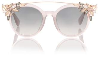 Jimmy Choo Vivy sunglasses