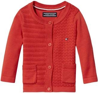 Tommy Hilfiger TH Baby Textured Cardigan