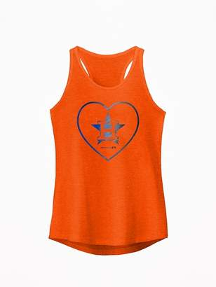 e3c80a5f2c2fa Old Navy MLB® Heart-Graphic Racerback Tank for Girls