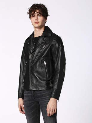 Diesel Leather jackets 0SAQS - Black - L
