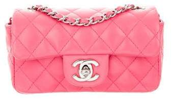 Chanel Classic Extra Mini Flap Bag
