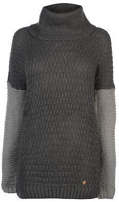 O'Neill Womens Fused Pull Over Jumper Sweater Pullover