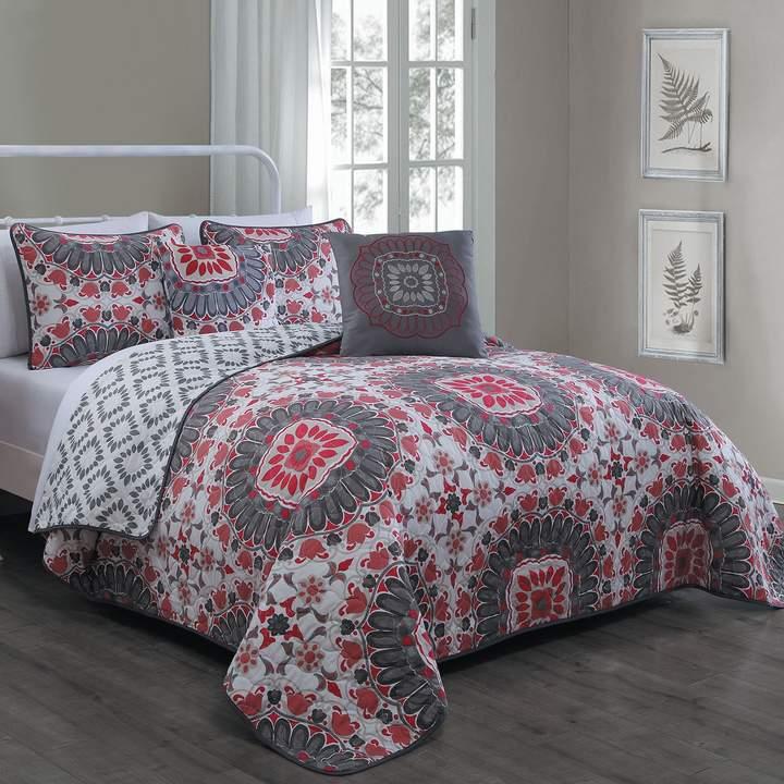 Avondale Manor 5-piece Malta Quilt Set
