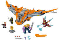 Disney Thanos: Ultimate Battle Playset by LEGO - Marvel's Avengers: Infinity War